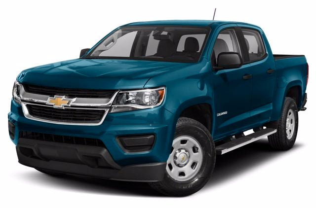 2020 Chevrolet Colorado 4wd Z71 Eau Claire Wi Menomonie Rice Lake