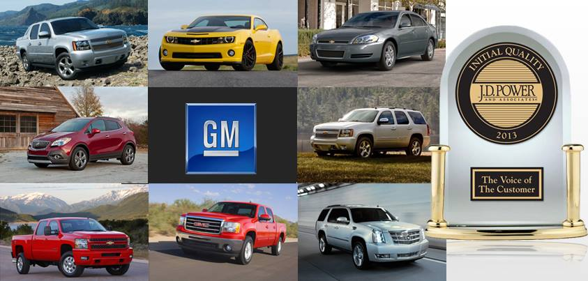 Gm vehicles excel in quality eau claire wi dealership blog for General motors dealers near me