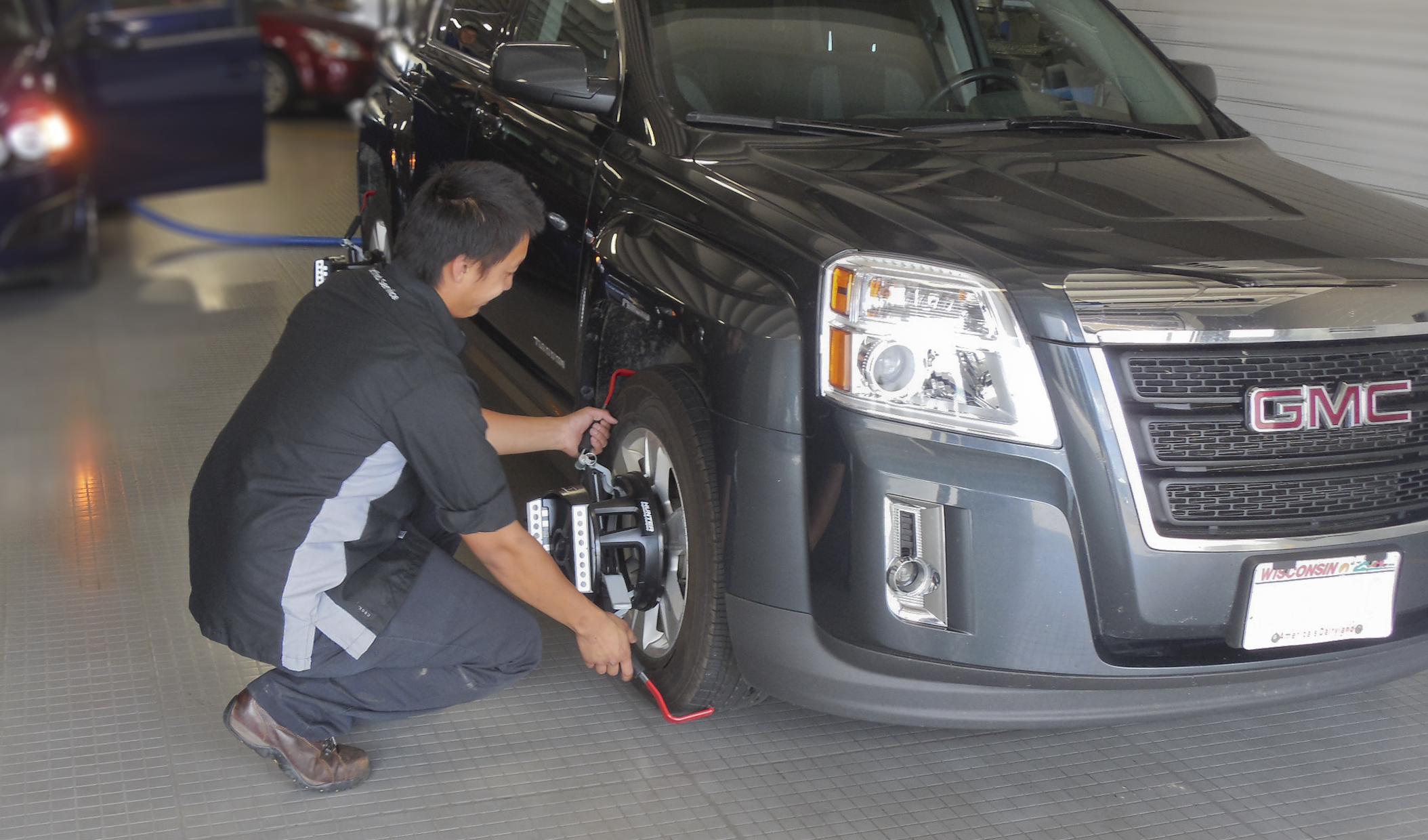Free Alignment Check Eau Claire Tire Battery Emission