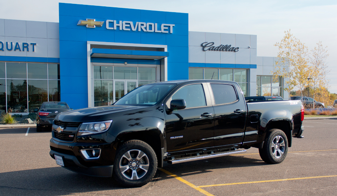 2015 Colorado For Sale >> 2015 Chevy Colorado For Sale In Eau Claire Wi