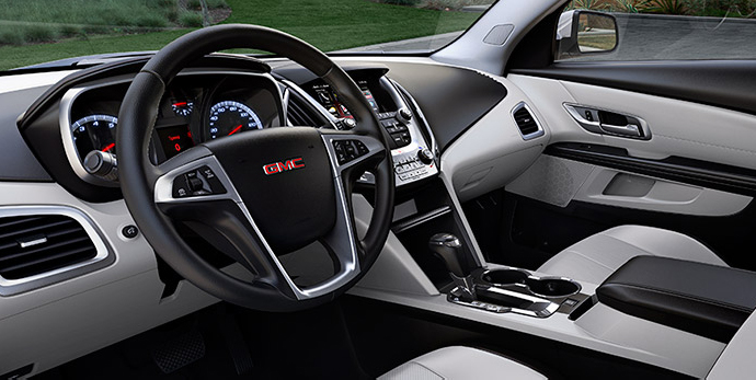 Refreshed 2016 Gmc Terrain Coming To Eau Claire This Fall