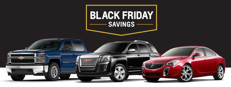 Valley Buick Gmc >> GM Black Friday Deals Eau Claire, WI | Markquart