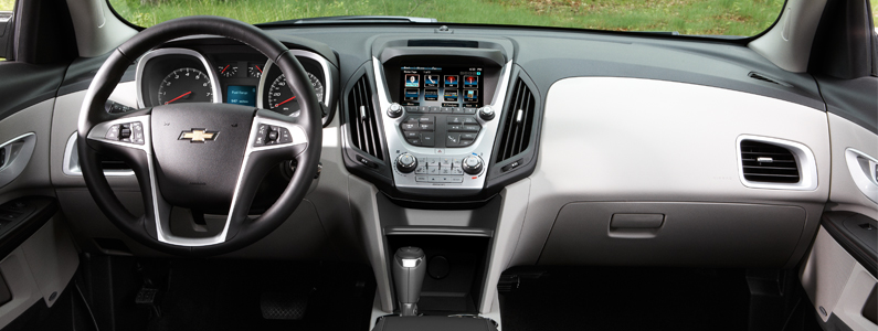 Image Of Chevy Equinox Interior