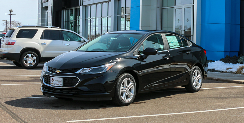 Chevy Cruze Lease >> Chevy Cruze Lease Deal Markquart Motors Eau Claire